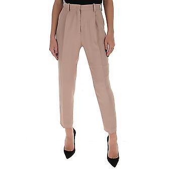 N°21 B08153364151 Women's Nude Cotton Pants