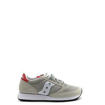 Saucony Ezbc430002 Women's Grey Suede Sneakers