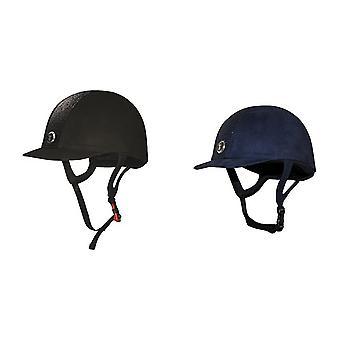 Gatehouse Jeunesse Glitter noir chapeau d'équitation