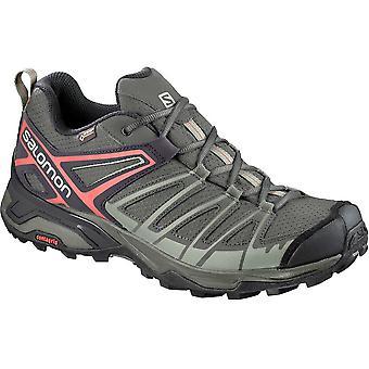 サロモンXウルトラ3プライムGtxゴレテックス407414トレッキング一年男性靴