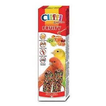 Cliffi Canario Fruit Snacks / honey 2pc / 60g. Cliffi (Birds , Bird Treats)