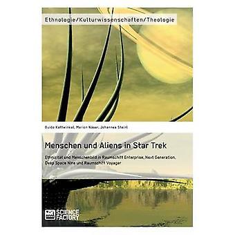 Menschen und Aliens in Star Trek by Nser & Marion