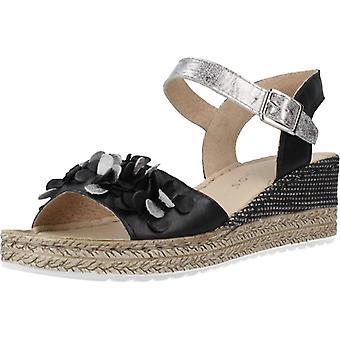 Pitillos Sandals 6232 V20 Color Black
