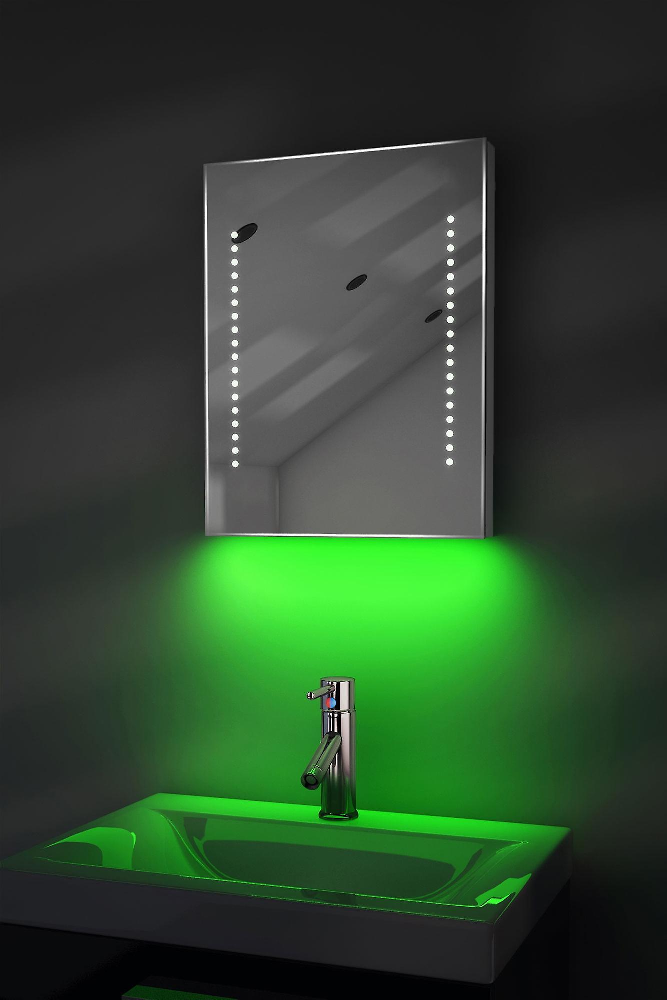 Auto Colour Change RGB avec Bluetooth, Demist et Sensor k36rgbaud