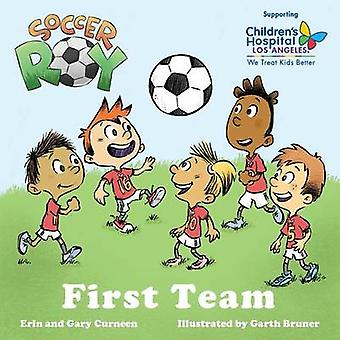 Soccer Roy First Team by Curneen & Gary