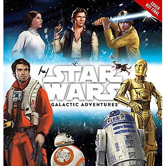 Star Wars Galactic Adventures door Lucasfilm Press Lucasfilm Press