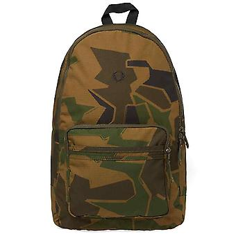 Fred Perry Arktis Backpack Rucksack Bag - L4215-G56