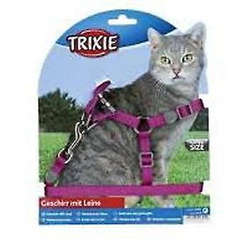 Trixie September Gatos, Nylon (katter, krage, fører & seletøy, seletøy & fører)