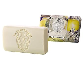 La Florentina Lemon Lavender Bar Soap 200g