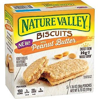 Nature Valley Biscuits with Peanut Butter