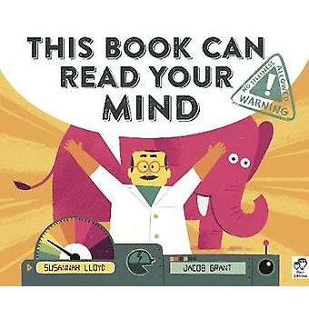This Book Can Read Your Mind by Susannah Lloyd - 9780711241442 Book