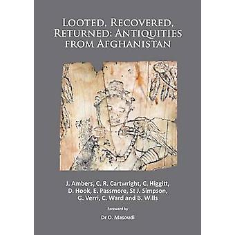 Looted - Recovered - Returned - Antiquities from Afghanistan - A Detail
