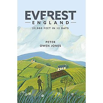 Everest England by Peter Owen-Jones - 9780749579234 Book