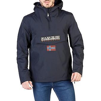 Napapijri - Clothing - Jackets - N0YHC0176 - Men - midnightblue - L