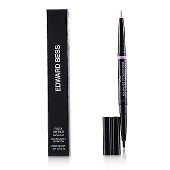 Fully defined brow duo   # 02 rich 0.4g/0.014oz