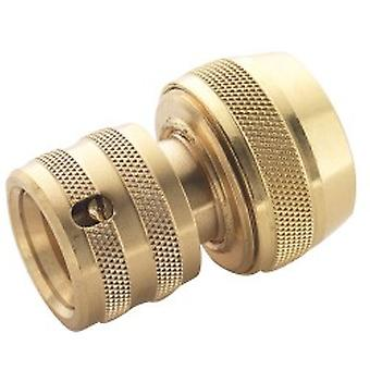 Spear and Jackson BWF11 3/4In Female Threaded Brass Tap Connector