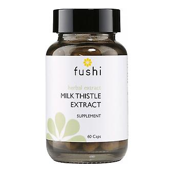 Fushi Wellbeing Milk Thistle Extract High Strength Veg Caps 60 (F0021265)