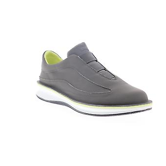 Camper Rolling  Mens Gray Nubuck Leather Low Top Euro Sneakers Shoes