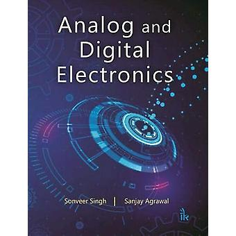 Analog and Digital Electronics by Sonveer Singh - 9789386768575 Book