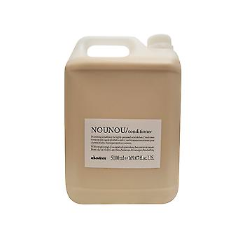 Davines Nounou Nourishing Conditioner Highly Processed Brittle Hair, 169.07 oz.
