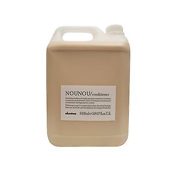 Davines Nounou-ravitseva hoitoaine erittäin käsitellä hauraille hiuksille, 169.07 oz.