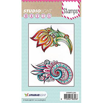 Studio Light Basic A6 Postimerkit-Kukat