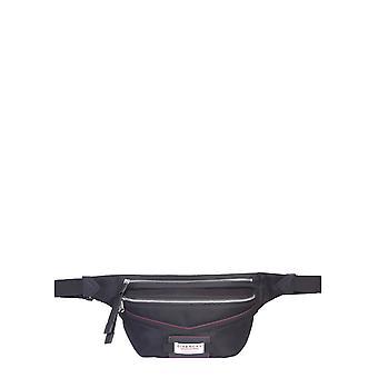 Givenchy Bku007k0s9001 Hombres's Bolsa de Nylon Negro