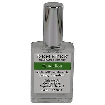 Demeter diente de León Colonia Spray (unboxed) por Demeter 1 oz Spray de Colonia