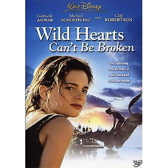 Wild Hearts Can't Be Broken [DVD] USA import