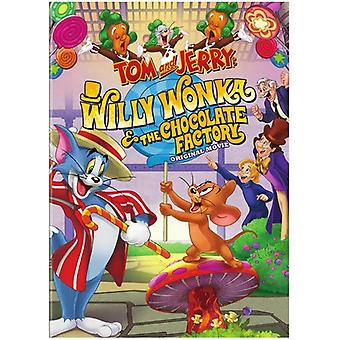 Tom & Jerry: Willy Wonka & the Chocolate Factory [DVD] USA import