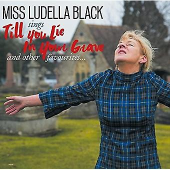 Ludella Black - Till You Lie in Your Grave [CD] USA import