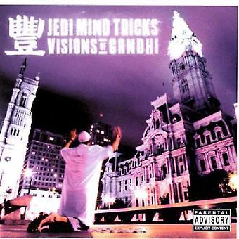 Jedi Mind Tricks - Visions of Ghandi [CD] USA import