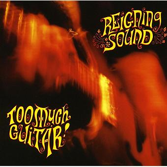 Reigning Sound - Too Much Guitar [CD] USA import