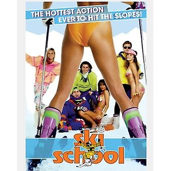 Ski School [DVD] USA import