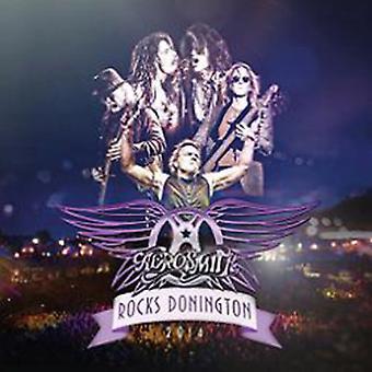 Aerosmith - Rocks (3LP/DVD)(Lmt) [Vinyl] USA import