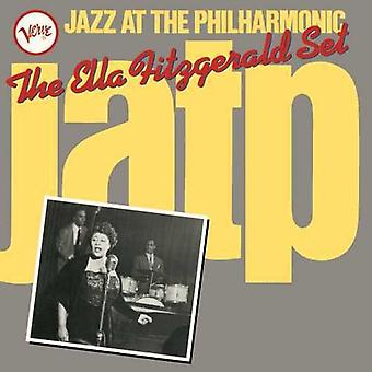 Ella Fitzgerald - Jazz at the Philharm [CD] USA import