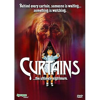 Curtains [DVD] USA import