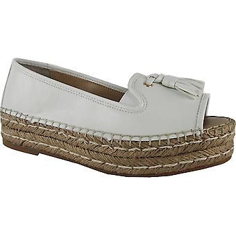 Adrienne Vittadini femei Parke Peep Toe casual Espadrille sandale