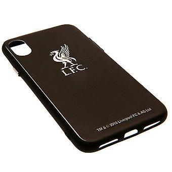リバプール FC IPhone X アルミ ケース
