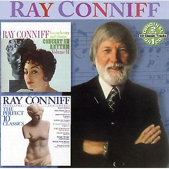 Ray Conniff - Concert in Rhythm, Vol. 2 / the Perfect 10 Classics [CD] USA import