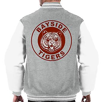 Saved By The Bell Bayside Tigers Men's Varsity Jacket
