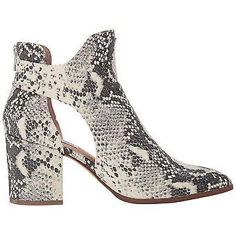 Steve Madden Mujeres's Zapatos Justicia Puntiagudo Tole Botas de Moda Tobillo