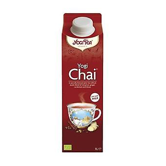Chai, kant-en-klare biologische drank 1 L