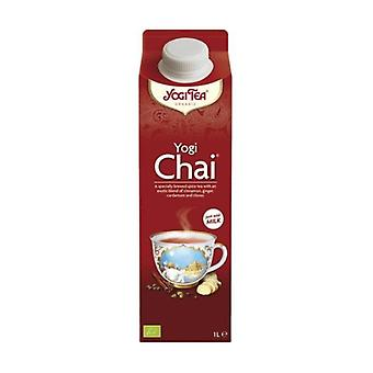 Chai, bebida orgánica lista para usar 1 L