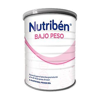 Milk for Newborns Low Weight 0m + 400 g of powder
