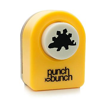 Punch Bunch Small Punch - Stegosaurus