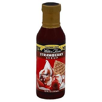 Walden Farms Calorie Free Strawberry Syrup