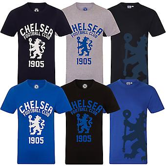 Chelsea FC Mens T-Shirt Graphic OFFICIAL Football Gift