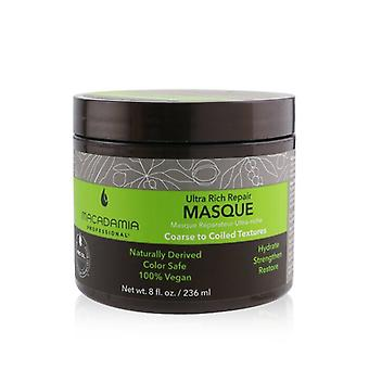 Macadamia Natural Oil Professional Ultra Rich Repair Masque (Coarse to Coiled Textures) 236ml/8oz