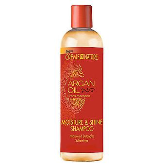 Creme Of Nature Champu de Aceite de Argan Hidrtante y Brilloso 354 ml